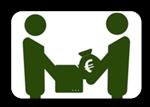 Barzahlung bei Abholung